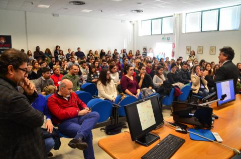 """Aula Magna Polo Didattico """"Giacomo Renzoni"""", 21/11/2016"""